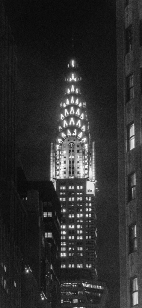Chrysler-Night-B&W