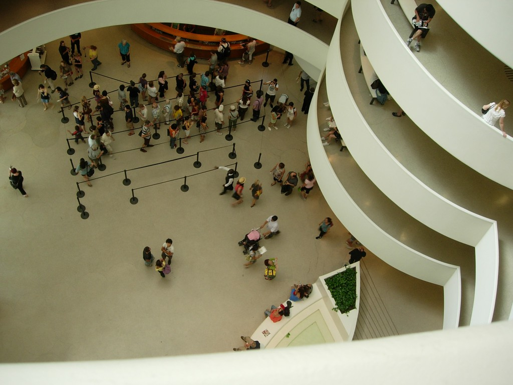 The Rotunda Floor