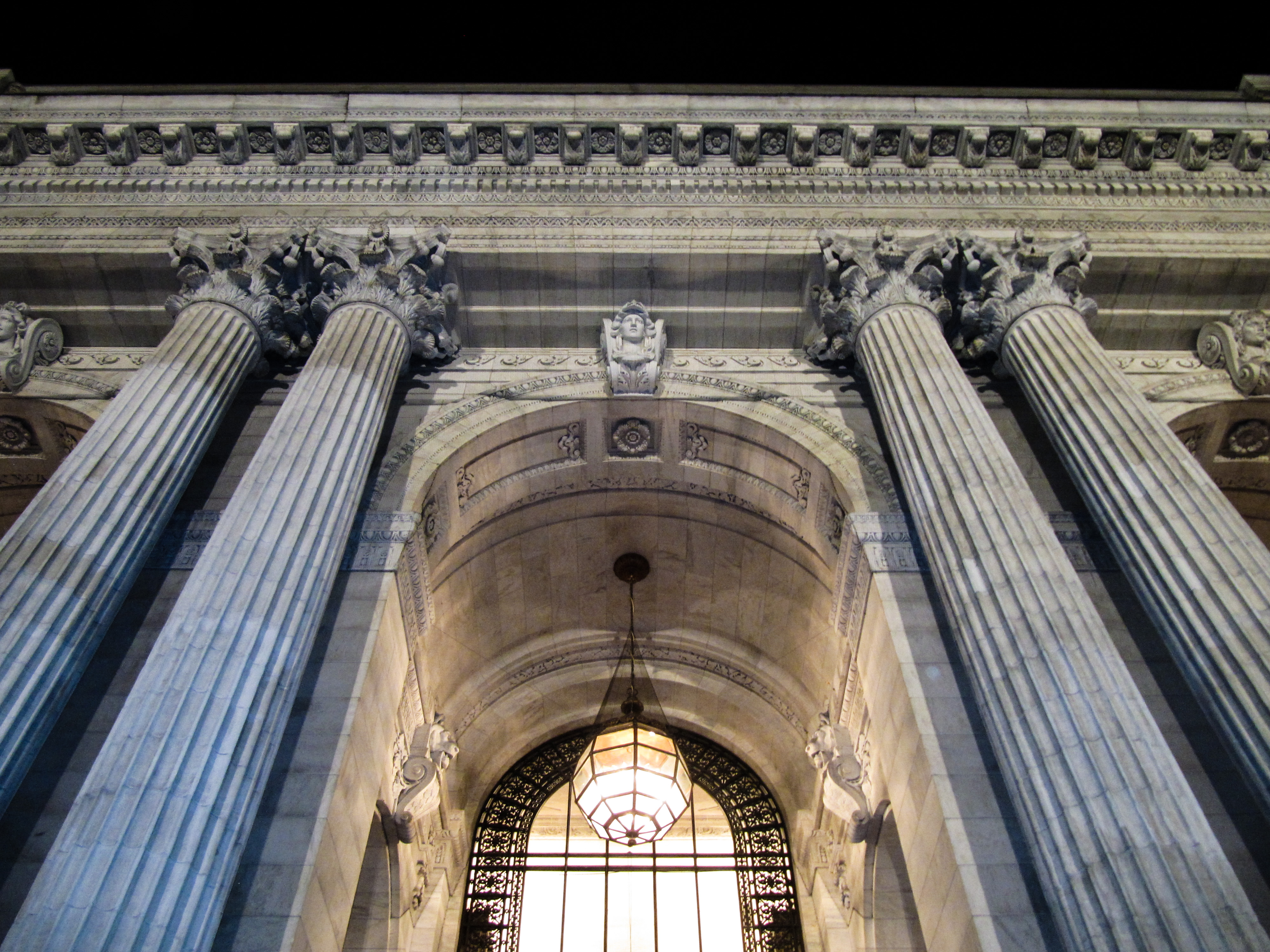 New York Public Library Main Branch Stephen A