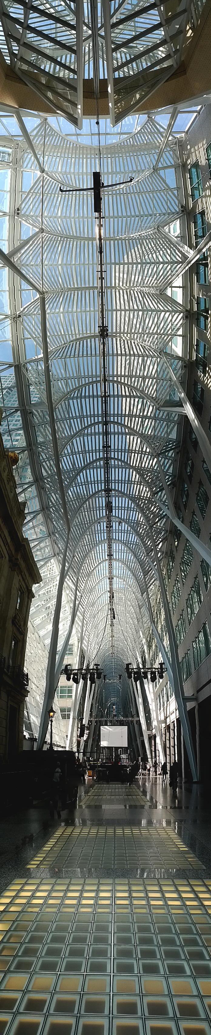 Allen Lambert Galleria - Vertical_Pano