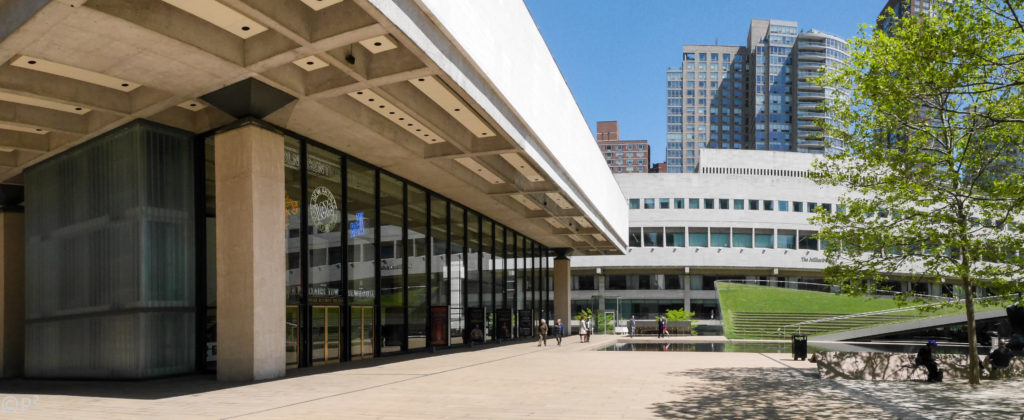 The Lincoln Center Theater